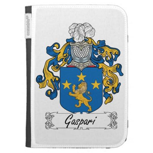 Escudo de la familia de Gaspari