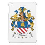 Escudo de la familia de Gassler iPad Mini Protectores