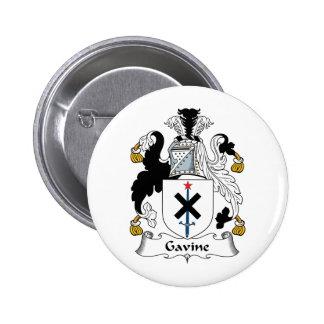 Escudo de la familia de Gavine Pins