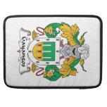 Escudo de la familia de Gayangos Funda Macbook Pro