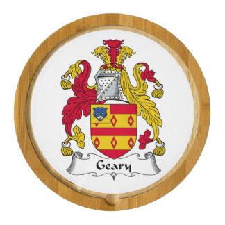 Escudo de la familia de Geary
