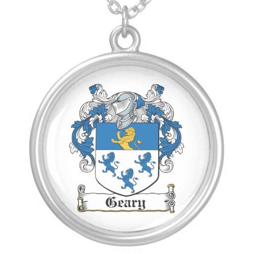 Escudo de la familia de Geary Collar