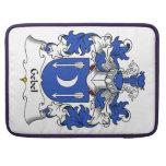 Escudo de la familia de Gebel Funda Macbook Pro