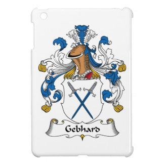 Escudo de la familia de Gebhard iPad Mini Cobertura