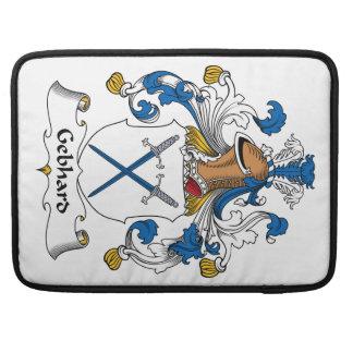Escudo de la familia de Gebhard Fundas Macbook Pro