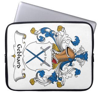 Escudo de la familia de Gebhard Manga Computadora