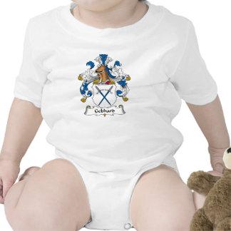 Escudo de la familia de Gebhard Traje De Bebé
