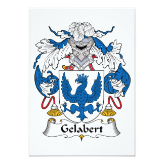 Escudo de la familia de Gelabert