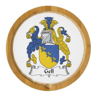 Escudo de la familia de Gell