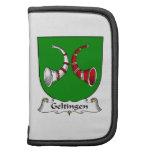 Escudo de la familia de Geltingen Organizadores