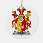 Escudo de la familia de George Adorno De Reyes
