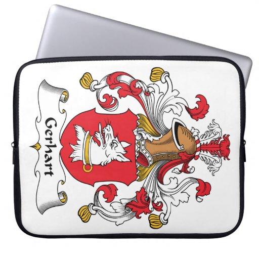 Escudo de la familia de Gerhart Fundas Ordendadores