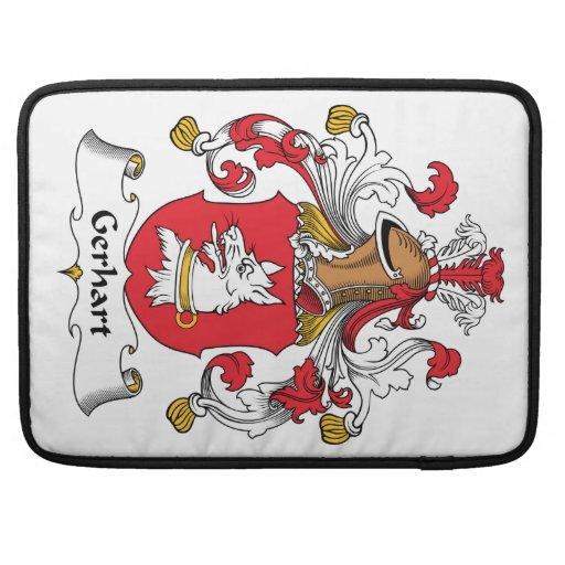 Escudo de la familia de Gerhart Funda Macbook Pro