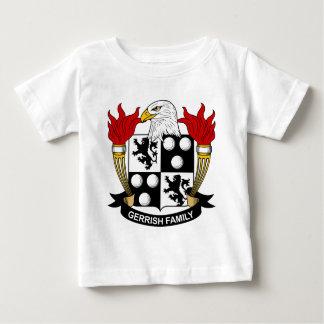 Escudo de la familia de Gerrish Camisas