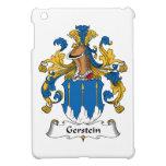 Escudo de la familia de Gerstein iPad Mini Protectores