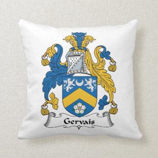 Escudo de la familia de Gervais Cojines