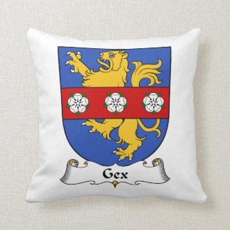 Escudo de la familia de Gex Almohada