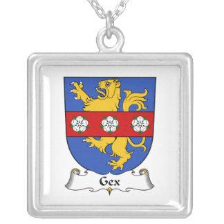 Escudo de la familia de Gex Grimpolas
