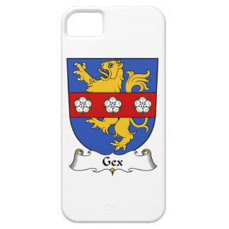 Escudo de la familia de Gex iPhone 5 Coberturas