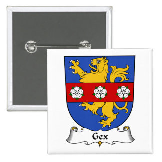 Escudo de la familia de Gex Pins