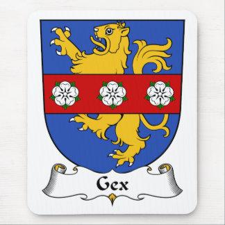 Escudo de la familia de Gex Tapetes De Ratón