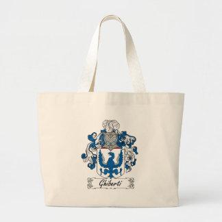Escudo de la familia de Ghiberti Bolsa