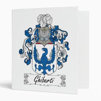 Escudo de la familia de Ghiberti