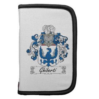 Escudo de la familia de Ghiberti Planificadores