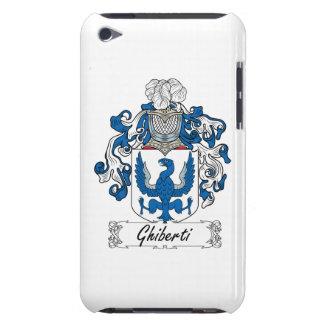 Escudo de la familia de Ghiberti Barely There iPod Cárcasa