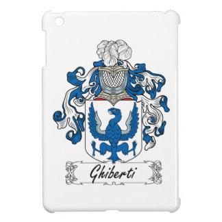 Escudo de la familia de Ghiberti iPad Mini Protectores
