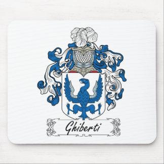 Escudo de la familia de Ghiberti Alfombrilla De Ratón