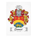 Escudo de la familia de Giannuzzi Anuncios Personalizados