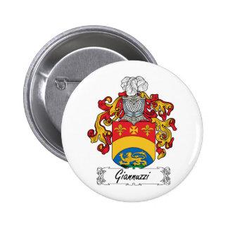 Escudo de la familia de Giannuzzi Pins