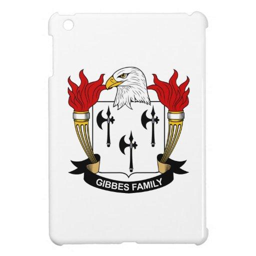 Escudo de la familia de Gibbes