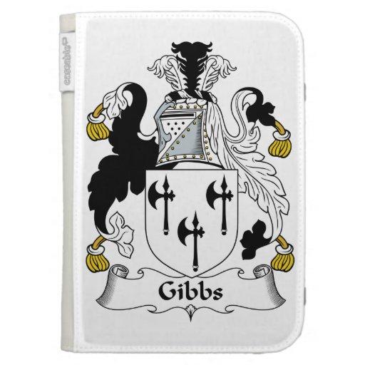 Escudo de la familia de Gibbs