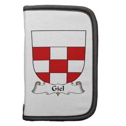 Escudo de la familia de Giel Organizador
