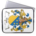 Escudo de la familia de Giese Funda Ordendadores