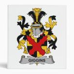Escudo de la familia de Giggins