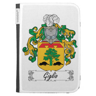 Escudo de la familia de Giglio