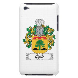 Escudo de la familia de Giglio iPod Touch Cobertura