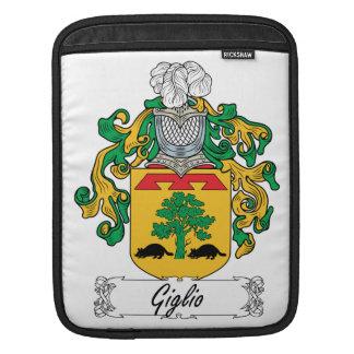 Escudo de la familia de Giglio Mangas De iPad