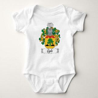 Escudo de la familia de Giglio T-shirts