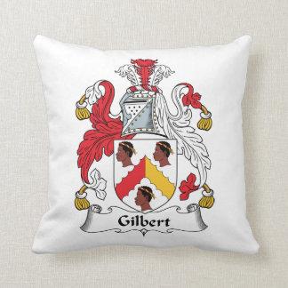 Escudo de la familia de Gilbert Almohada
