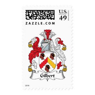 Escudo de la familia de Gilbert Franqueo