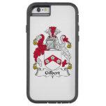 Escudo de la familia de Gilbert Funda De iPhone 6 Tough Xtreme