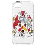 Escudo de la familia de Gilbert iPhone 5 Case-Mate Protector