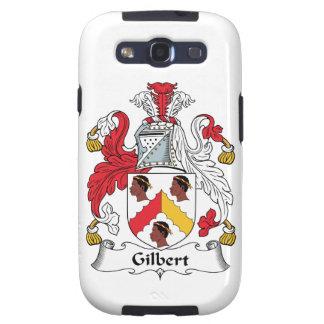 Escudo de la familia de Gilbert Galaxy S3 Cobertura