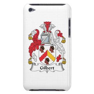 Escudo de la familia de Gilbert Barely There iPod Funda