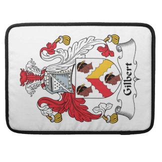 Escudo de la familia de Gilbert Funda Para Macbooks