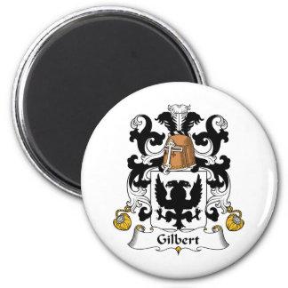 Escudo de la familia de Gilbert Imán Redondo 5 Cm
